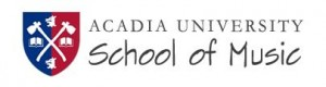 Acadia School of Music - logo