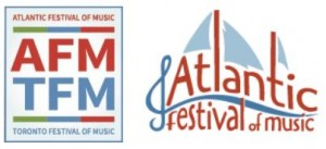 Atlantic Festival of Music - Logo x2