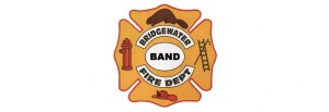 Bridgewater Fire Department Band - banner (no graffiti)