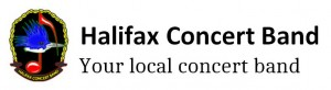 Halifax Concert Band - banner