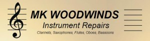 MKWoodwinds Logo