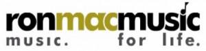RonMac Music - logo2
