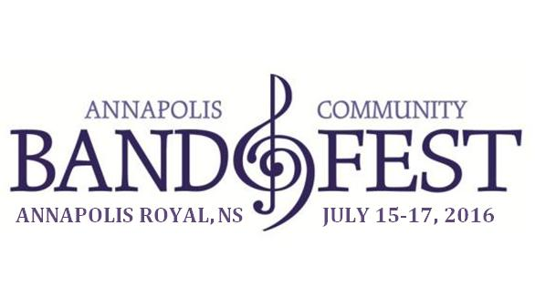 Annapolis Royal Band Fest - 2016 Logo Design(3)
